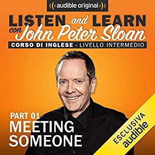 Meeting someone 1 (Lesson 2) copertina
