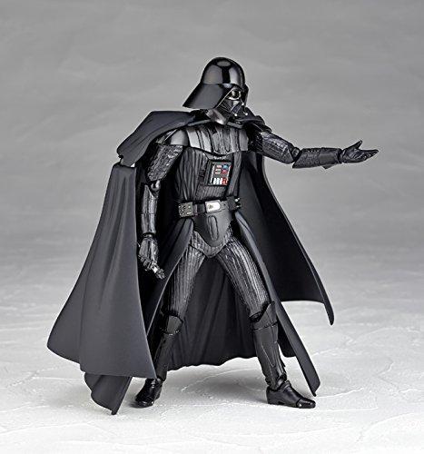 "Star Wars Revoltech Darth Vader 6.7"" Action Figure #001"