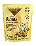 Best Ginger Teas - Instant Ginger Honey Crystals Pack of 30 Bags Review