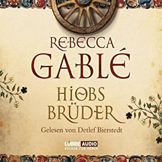 Hiobs Brüder audiobook cover art