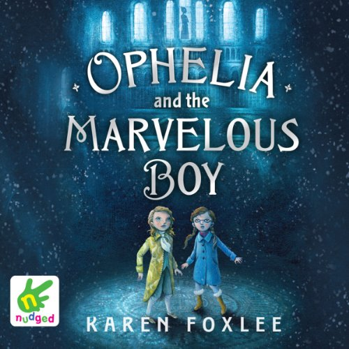 Ophelia and the Marvellous Boy audiobook cover art