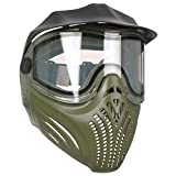 Best Paintball Masks - Invert Helix Thermal Paintball Goggles Mask - Olive Review