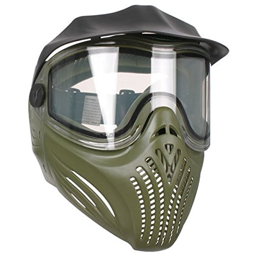 Invert Helix Thermal Paintball Goggles Mask -...