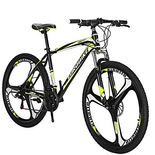 Mountain Bike 27.5 for Men and Women X1 Frame Adult 3 Spoke...