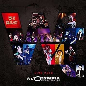 Live 2010 à l'Olympia