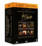 Jess Franco Collection - 8-DVD Box Set ( Love Camp / Love Letters of a Portuguese Nun / Sexy Sisters / Voodoo Passion / Barbed Wire Dolls / [ Origen Alemán, Ningun Idioma Espanol ]