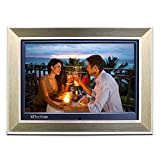 XElectron 15 inch Metallic Digital Photo Frame with 1080P Support Resolution