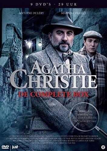 Les Petits Meurtres en Famille d'Agatha Christie - Coffret intégrale 9 DVD