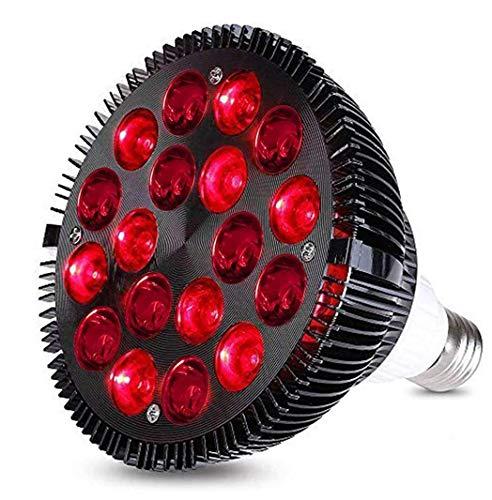 MZSG 54W LED-Licht Infrarot-Therapie-Birnen Schmerzlinderung Massage-Körper-Schulter zurück Heizung Lampen-Birnen Physiotherapie Gesundheitswesen
