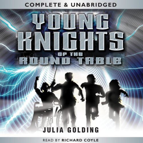 Young Knights of the Round Table                   By:                                                                                                                                 Julia Golding                               Narrated by:                                                                                                                                 Richard Coyle                      Length: 7 hrs and 42 mins     3 ratings     Overall 3.3