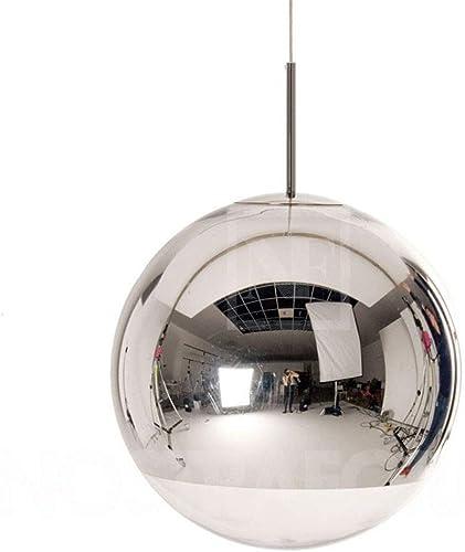 Pays des merveilles Moderne Classique Electroplate Célèbre Conception Argent Miroir En Verre Miroir Durface étoile Ball pour Palor Home Bar Chaude 15 cm