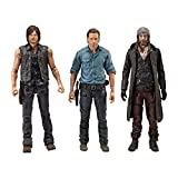 Walking Dead 13197 TV Allies Deluxe - Juego de Figuras de acción, Multicolor