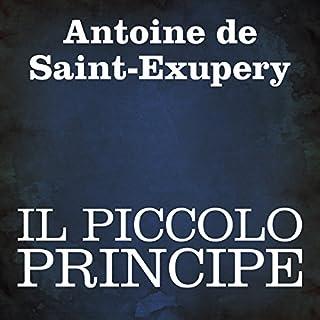 Couverture de Il Piccolo Principe [The Little Prince]