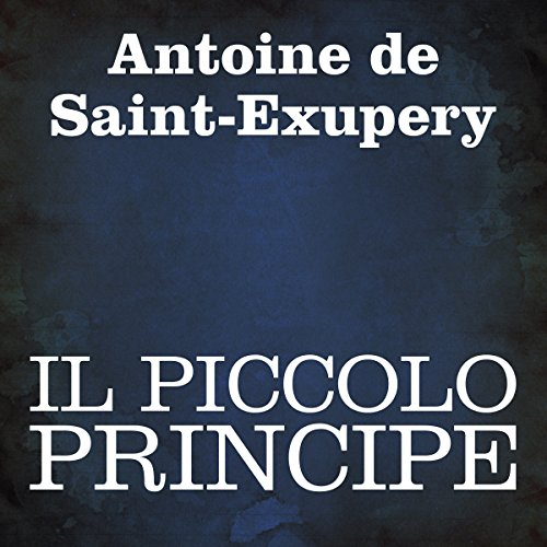 Il Piccolo Principe [The Little Prince] cover art