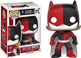 Funko POP Heroes Villains as Batgirl Harley Quinn Action Figure