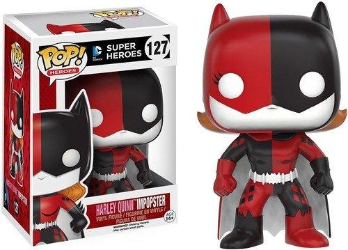 POP! Vinilo - DC: Batgirl/Harley Quinn Impopster