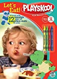 Let's Eat! [With Placemats and Crayons] (Playskool Play Between the Pages)