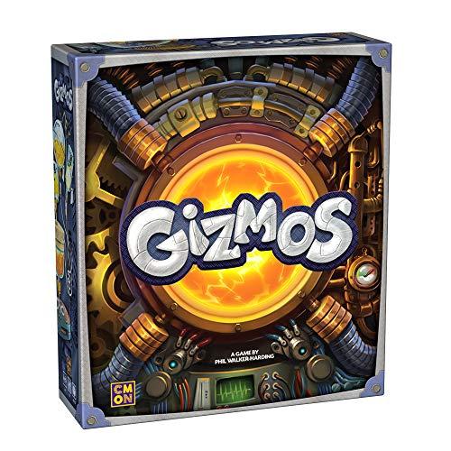 CMON Gizmos Board Game (2nd Edition)