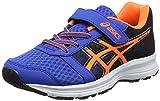 Asics Patriot 9 PS, Zapatillas de Running Niños, Multicolor (Victoria Blue Shocking Orange Black), 30 EU