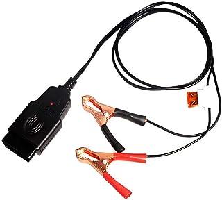 perpetualu OBD Batteriewechsel Werkzeug, OBD Kfz Diagnosestecker Werkzeug Fahrzeug ECU Notstromversorgung