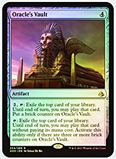 Wizards of the Coast Oracle's Vault - Foil - Amonkhet
