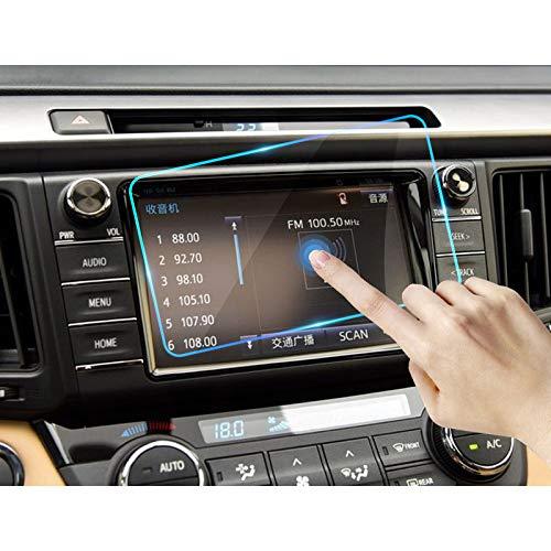 Für Dodge Ram 1500 2500 3500, 8,4 Zoll Automatische Steuerung des LCD-Bildschirms Auto GPS Navigationsbildschirm Glas Stahl Schutzfolie