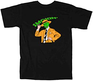 The Silo Black Jim Carrey The Mask T-Shirt