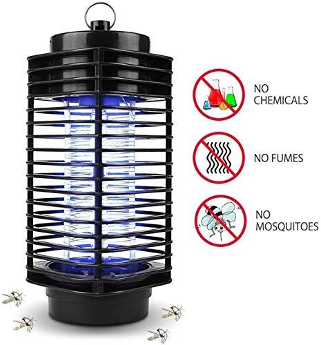 iweed Lámpara Antimosquitos Electrico Mata...