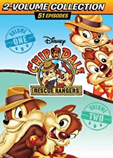 Chip 'N' Dale Rescue Rangers: 2-Movie Collection