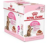 ROYAL CANIN Kitten Sterilised (Salsa) 85gr