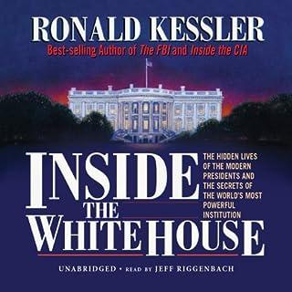 Inside the White House audiobook cover art