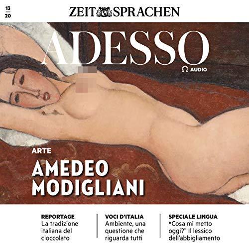 Adesso Audio - Amedeo Modigliani. 13/2020 Titelbild