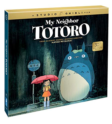 My Neighbor Totoro (30th Anniversary Edition) [Blu-ray]