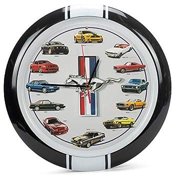 Best mustang clocks Reviews