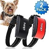 eXuby 2-Pack Dog Bark Collar