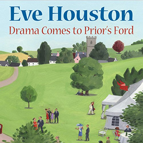 Drama Comes to Prior's Ford audiobook cover art