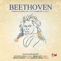 String Quartet No. 1 in F Major Op. 18 No. 1