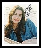 Liv Tyler Autogramme Signiert Und Gerahmt Foto