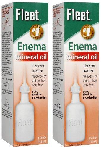 FLEET Mineral Oil Enema, 2 pk by Fleet