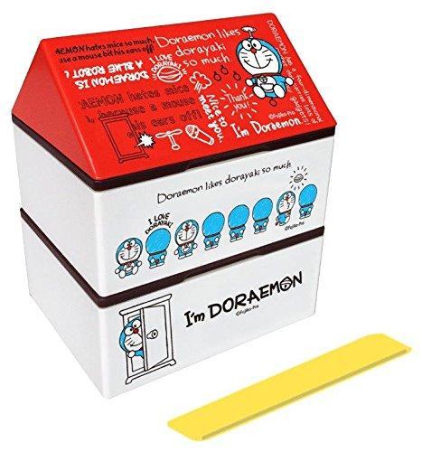 OSK Doraemon Doraemon I 'm casa tipo almuerzo de Bento Box NB-8de Japón