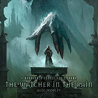 The Watcher in the Rain cover art