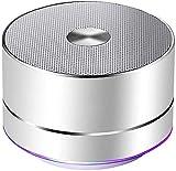Metallhülle Tragbarer Bluetooth Lautsprecher Extra Bass Kabelloser Speaker...