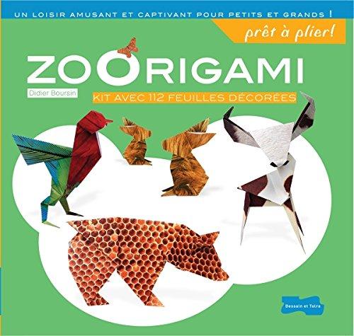 ZOORIGAMI (Hors collection Dessain et Tolra)