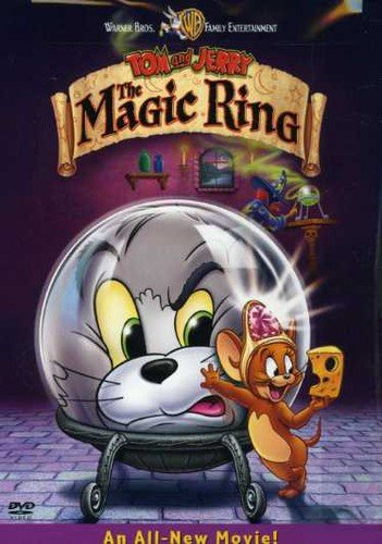 Tom & Jerry - The Magic Ring [Import USA Zone 1]
