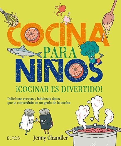 Cocina para niños: ¡Cocinar es divertido!
