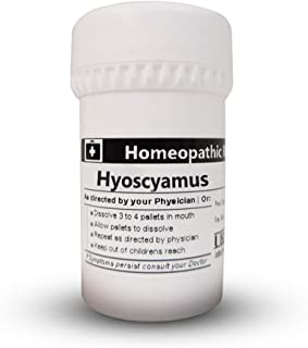 hyoscyamus niger homeopathic remedy