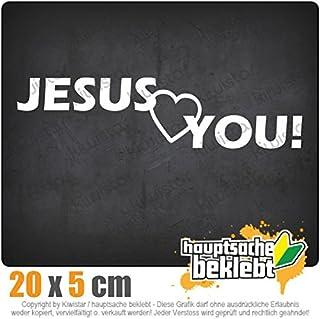 Suchergebnis Auf Für Jesus Aufkleber Merchandiseprodukte Auto Motorrad