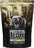Eiweißpulver Protein Complex Vanille von nu3