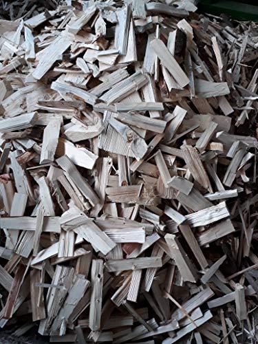 30 kg Restholz Anzündholz Brennholz Anfeuerholz Fichte/Kiefer/Buche/Eiche