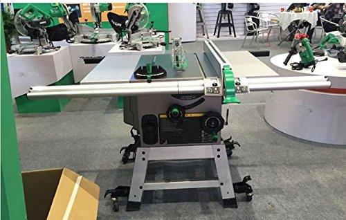 Gowe Holzbearbeitungs-Tischsäge, 25,4 cm, 254 mm, 2600 W, 220 V/50 Hz, elektrische Säge